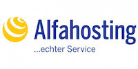 Alfahosting Logo