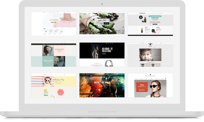 WixStore Layout & Design
